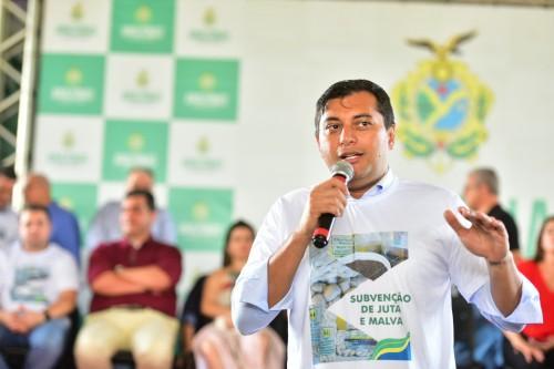 Governador Wilson Lima autoriza pagamento da subvenção da juta e malva para mais de 400 produtores rurais
