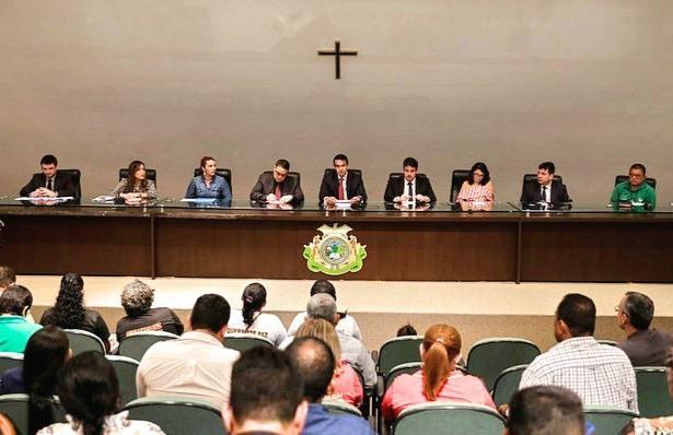 MPAM participa de audiência sobre sistema prisional no Amazonas