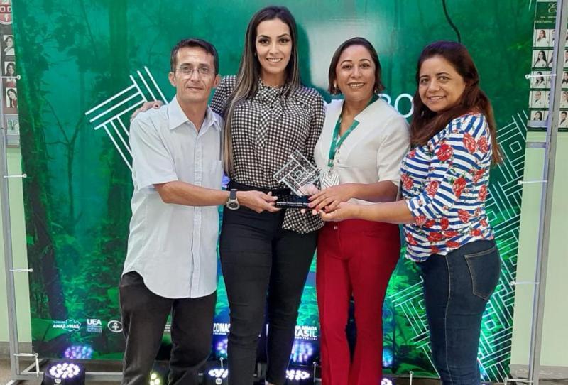 Parintins ganha mais uma premiação por sua atuação pioneira em telemedicina