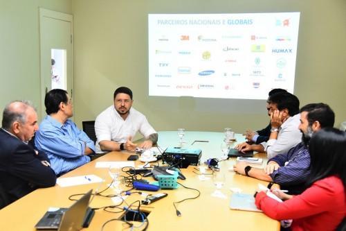 Governo aproxima gestão de instituições de tecnologia e estuda financiamento para implantar parque tecnológico