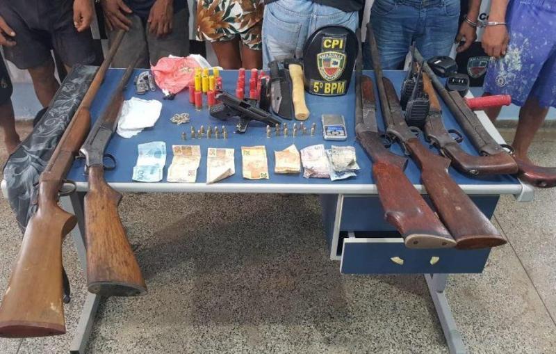 Governo do Amazonas aprova, na Aleam, pagamento de recompensa a policiais por armas de fogo apreendidas