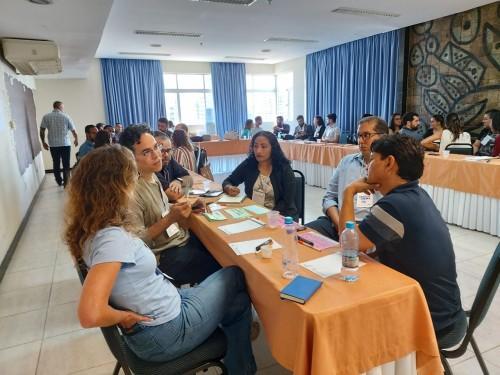 Amazonas compartilha experiência em gestão de unidades de conservação durante encontros em Recife