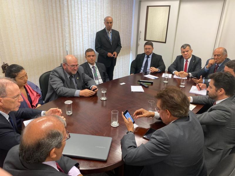 Governo do Amazonas e bancada federal alteram PL que prejudicava polo de informática da ZFM