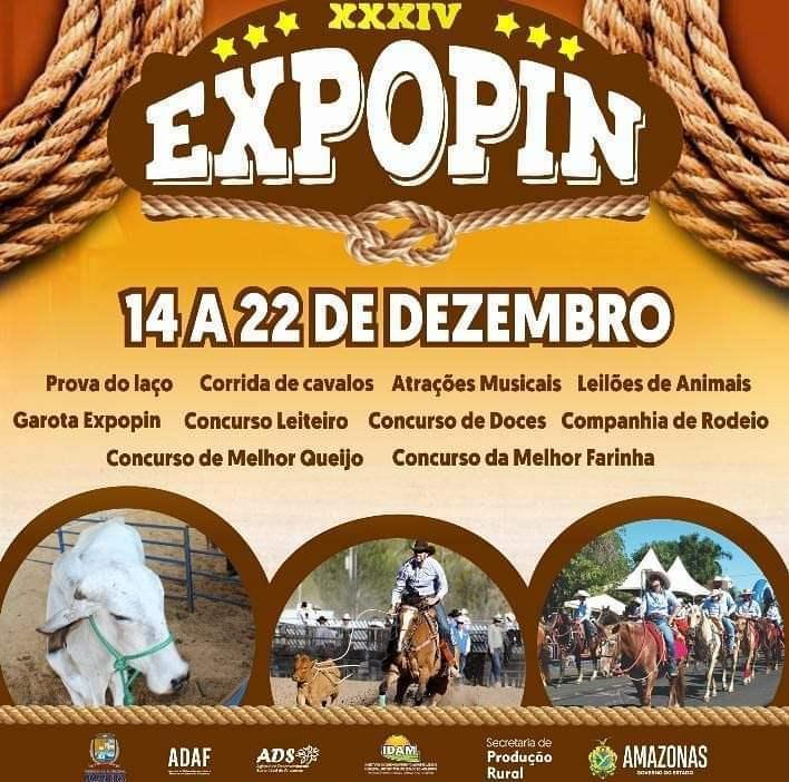 Sistema Sepror participará da 34ª Expopin 2019