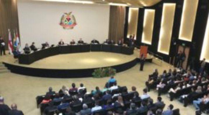 Última sessão ordinária do TCE-AM encerra com exibição do balanço administrativo e reprovação de contas da Seinfra