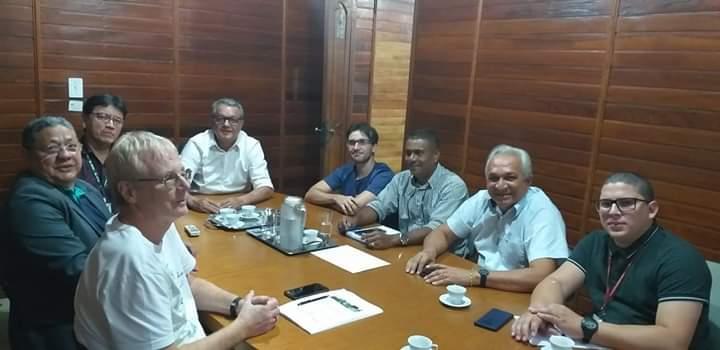 CPRM deve fornecer, em breve, relatório sobre as análises da água distribuída em Parintins