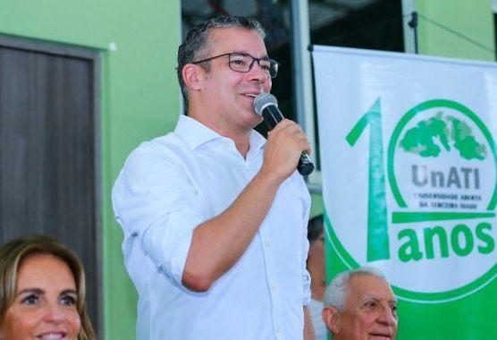 Josué Neto destina R$ 150 mil para Funati ampliar ações voltadas aos idosos