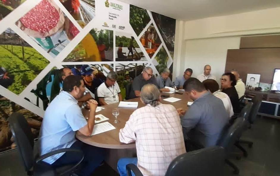 Sistema Sepror realiza primeira reunião integrada de 2020