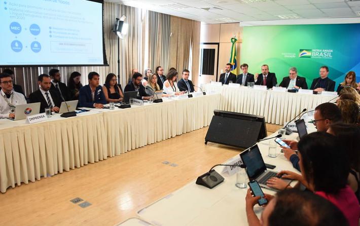 MEC apresenta balanço das ações e dos programas de 2019
