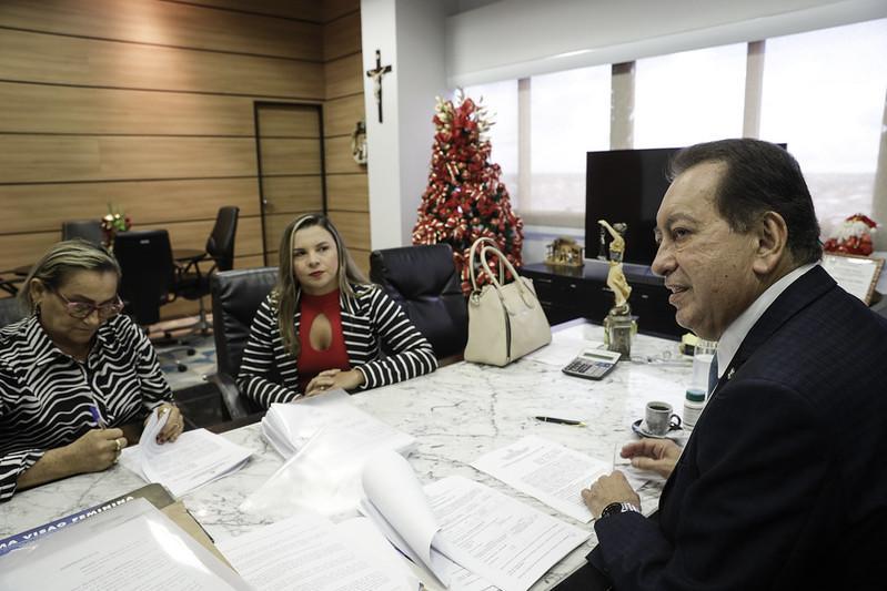 TJAM e Prefeitura de Beruri firmam acordo de cooperação técnica