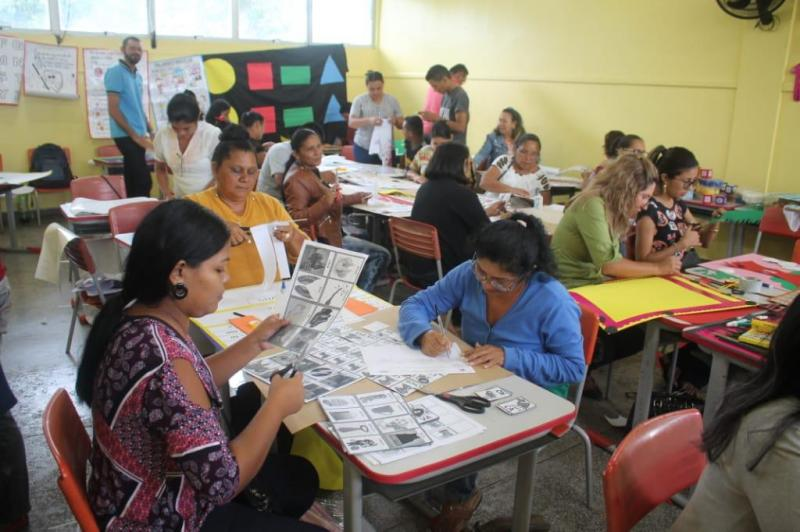 Prefeitura de Parintins realiza 2ª Jornada Pedagógica das Escolas da Área de Várzea