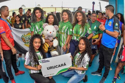 Jogos Escolares do Amazonas tiveram participação recorde de alunos em 2019