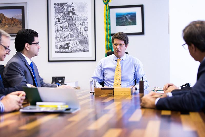 Conselho da Amazônia e Secretaria da Amazônia irão trabalhar juntos, diz ministro do Meio Ambiente