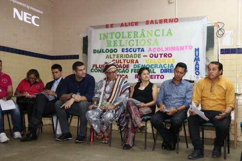Lei da liberdade religiosa será praticada nas escolas da rede estadual, no Amazonas
