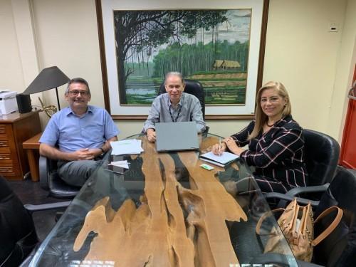 Ciama e Sebrae articulam parceria institucional para projetos na capital e interior do Amazonas
