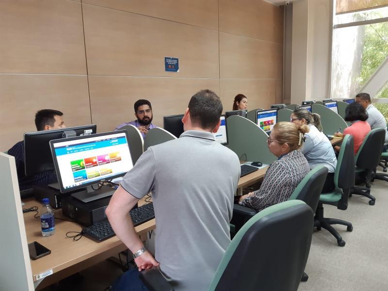 Servidores da Ouvidoria do TCE-AM realizam treinamento interno para aprimoramento as ações da Corte de Contas