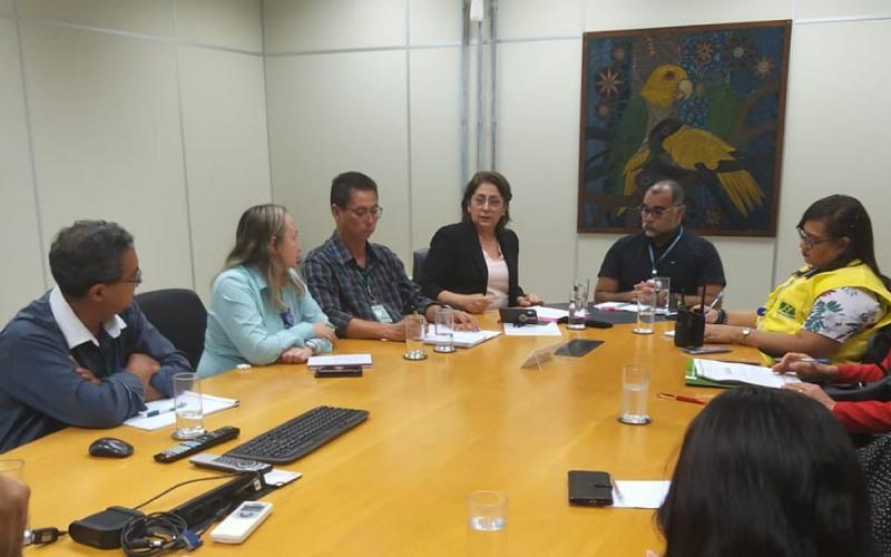 Governo instala Comitê Estadual de Resposta Rápida para Vírus Respiratório