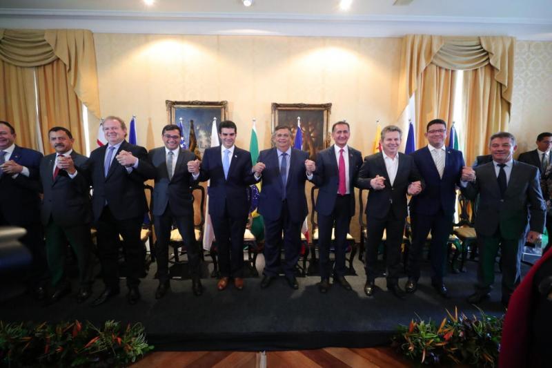 Secretário da Susam discute em Brasília compra consorciada de medicamentos