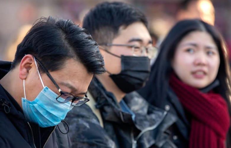 Coronavírus avança para todas as regiões da China