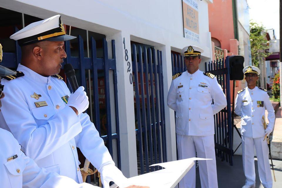 Agência Fluvial de Parintins tem novo comandante; posse foi nesta quinta-feira (30)