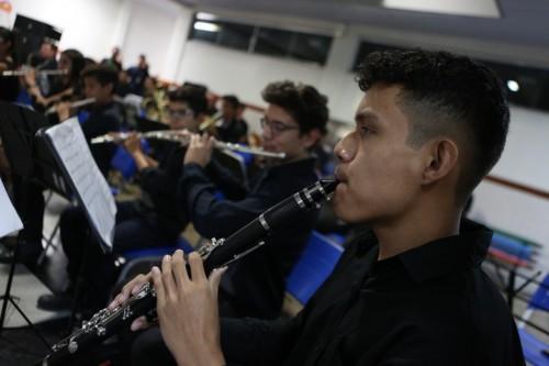 Liceu Claudio Santoro abre 539 vagas para unidade em Parintins