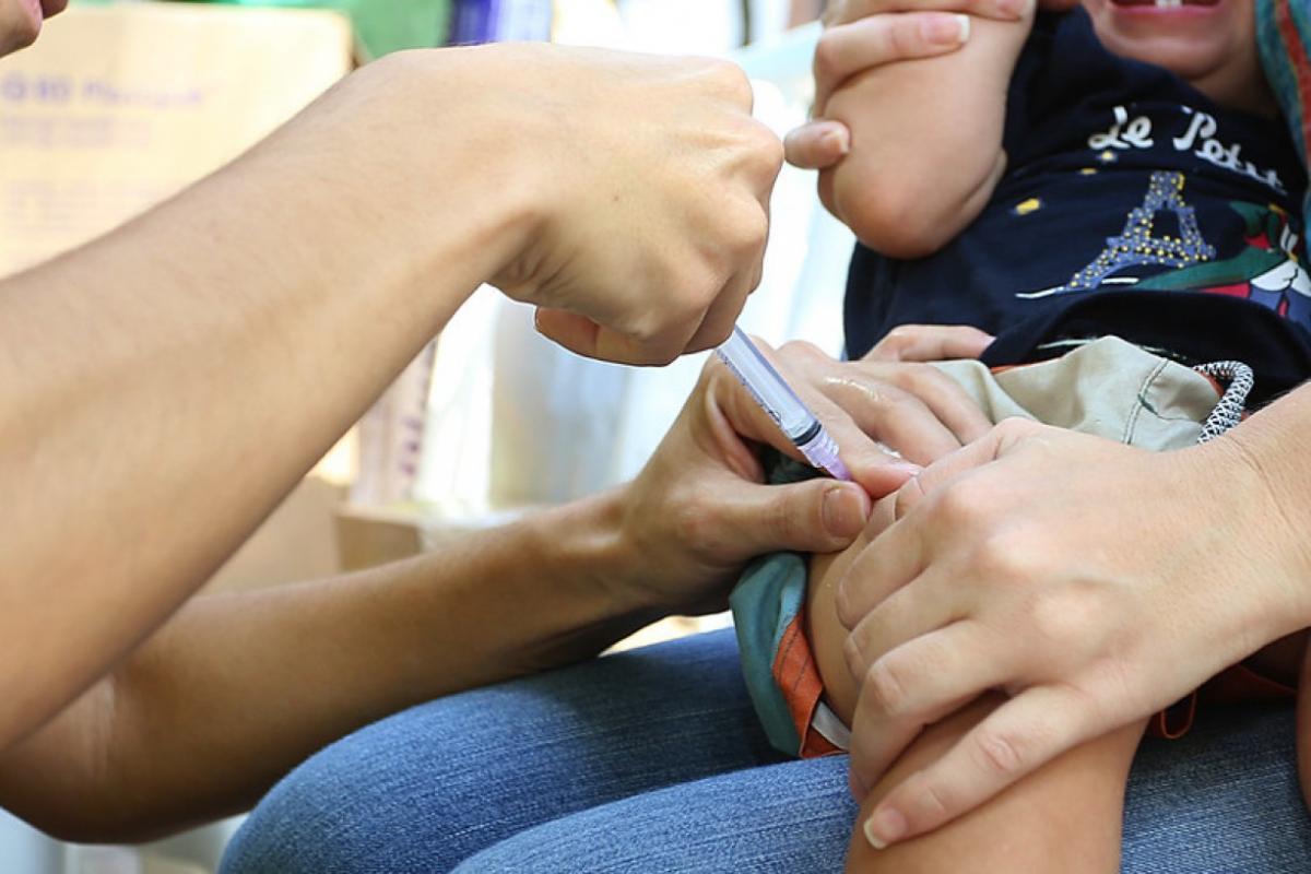 Campanha de Vacinação contra Sarampo começa no dia 10/02