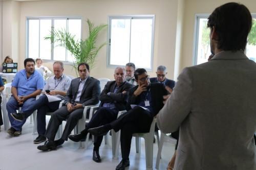 Sema participa de workshop para discutir redução de gases do efeito estufa no Amazonas
