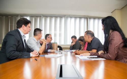 IOA visita órgãos da administração estadual para se efetivar como a gráfica oficial do Governo do Estado em 2020