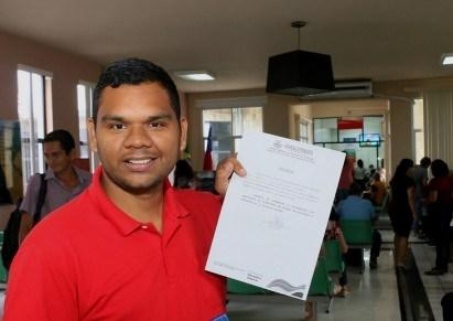 Aprovados no PSS são contratados e lotados pela Secretaria de Educação