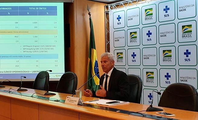 Brasileiros repatriados passam por segunda bateria de exames