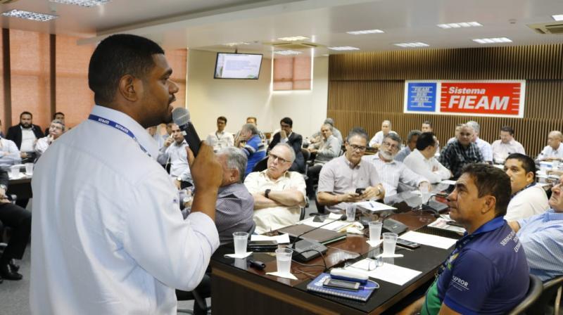 Sepror apresenta programa de redução de desperdício de alimentos em reunião para o desenvolvimento do agronegócio