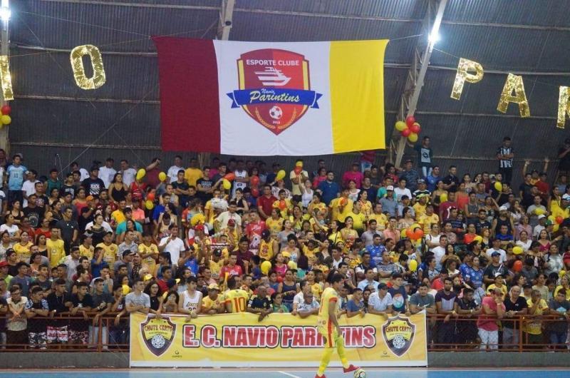 Equipes de sete municípios do Amazonas e Pará iniciam hoje a caminhada em busca do título da Copa Alvorada de Futsal