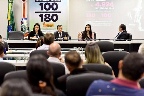 TJAM alia-se a entidades parceiras e reforçará a divulgação de canais disponíveis para denunciar violência contra mulheres