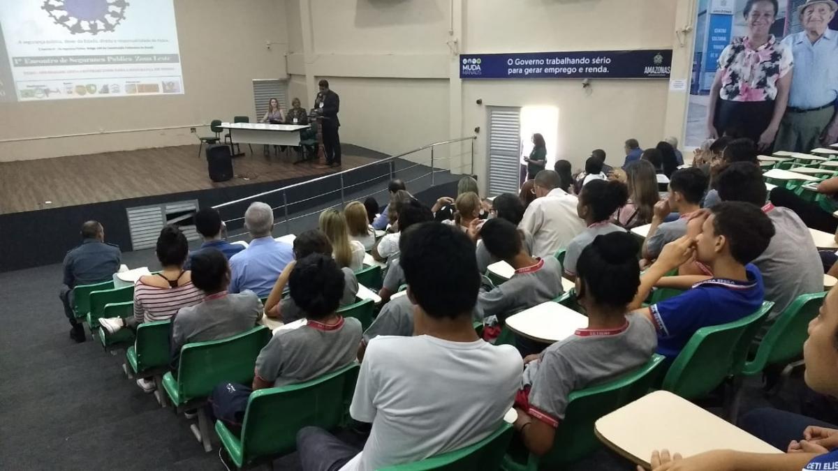 Em Manaus, Zona Leste discute Polícia Comunitária