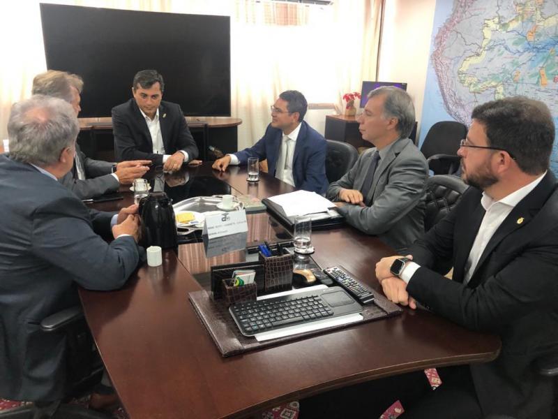 Wilson Lima propõe à Presidência da República fixar alíquota do IPI dos concentrados em 8%