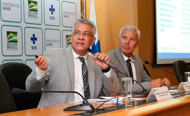Brasil monitora um caso suspeito do novo coronavírus