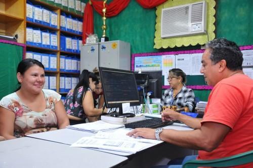Secretaria de Educação disponibiliza 12 mil vagas na rede estadual de ensino