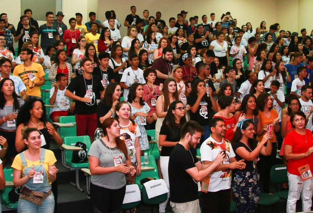 Juventude espírita amazonense se reúne no carnaval