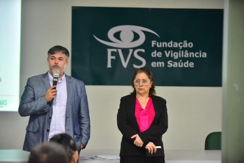 Susam reforça que Amazonas não tem casos suspeitos ou confirmados do novo coronavírus