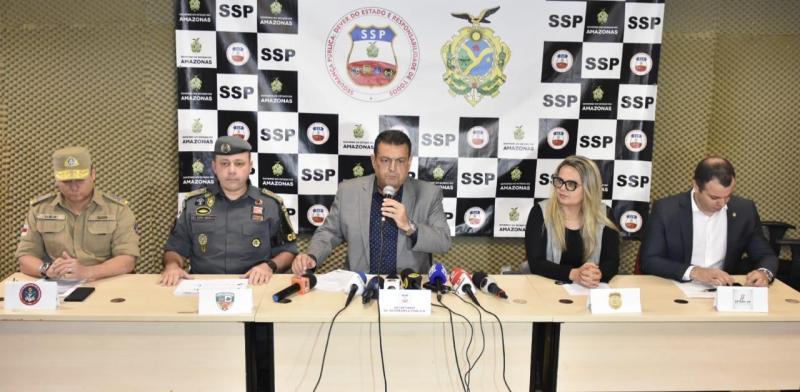 Operação Solimum prende 23 suspeitos de fornecer drogas para organização criminosa no Amazonas