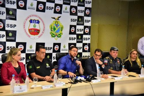 Governo do Amazonas anuncia reintegração do Monte Horebe