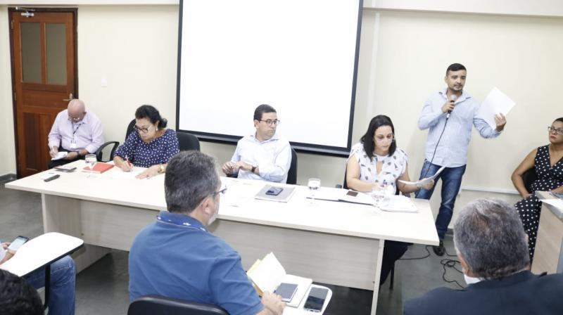 Sepror realiza primeira reunião do Cedrs com foco em seminário, aquisição de alimentos e apoio à Meliponicultura