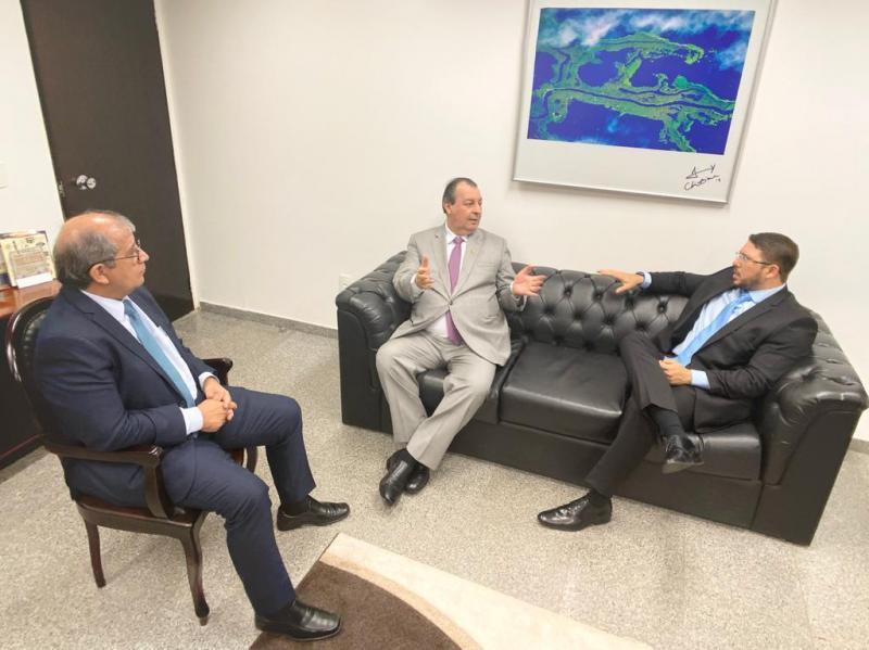 Governo do Amazonas defende modelo de desenvolvimento econômico da ZFM na reforma tributária