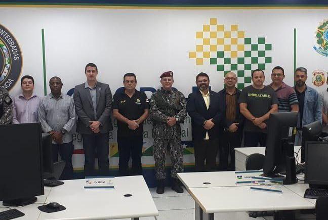 General Theophilo confirma presença em Encontro Internacional de Inteligência Policial