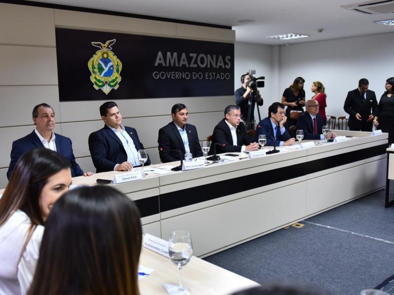 Qualquer mudança no modelo Zona Franca de Manaus prejudica a economia do Amazonas, afirma Josué