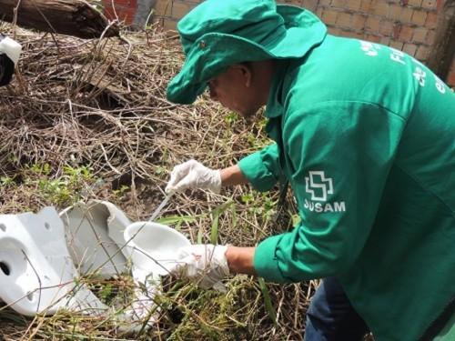 Autoridades da Saúde reforçam importância das medidas de prevenção contra a dengue no Amazonas