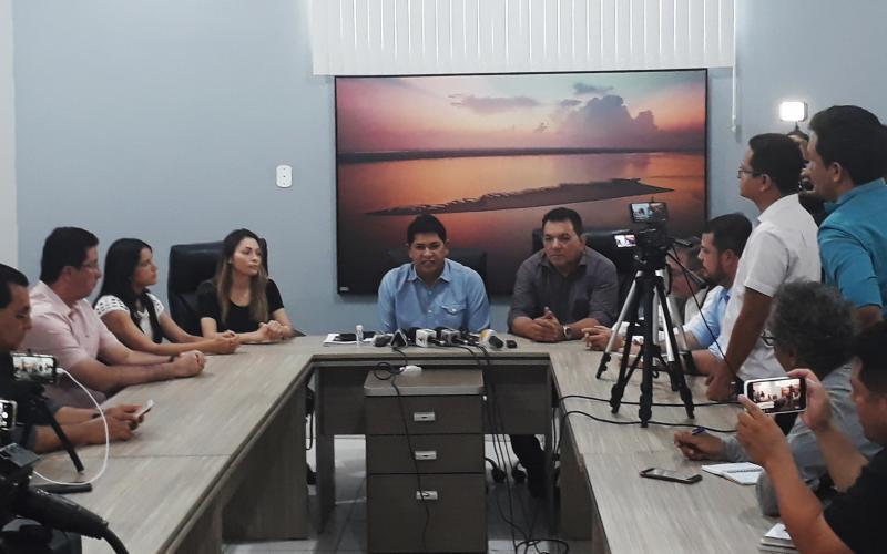 Prefeitura de Parintins toma medidas restritivas para combater o Coronavírus