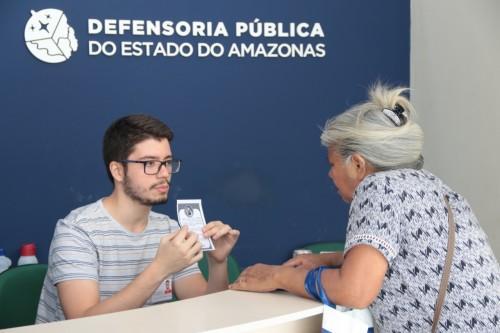 Defensoria Pública mantém atendimentos de urgência em Manaus e no interior