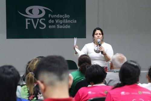 FVS realiza treinamento para aumentar equipes de investigação ao novo coronavírus no Amazonas