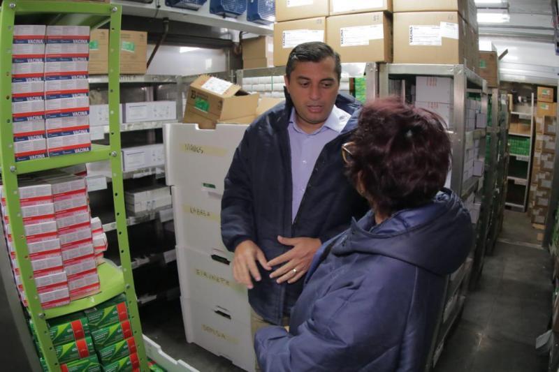 Vacinas contra a Influenza já chegaram a 30 municípios do interior do Amazonas